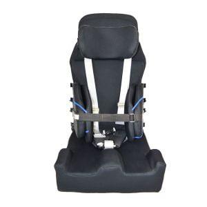 cadeira veicular para o banco de trás com cinto