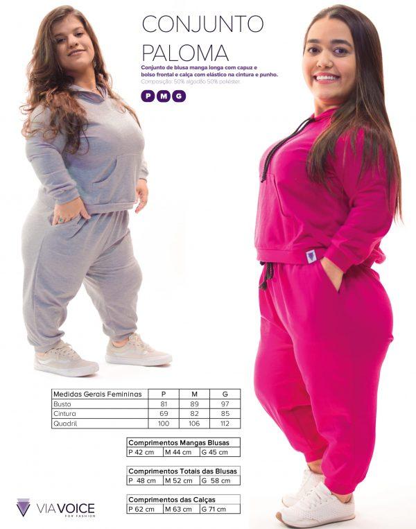 foto de mulheres com nanismo com roupa de malha comprida