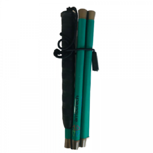 bengala verde dobrada