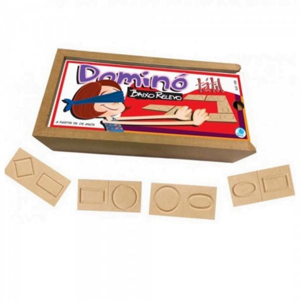 jogo de dominó em mdf adaptado