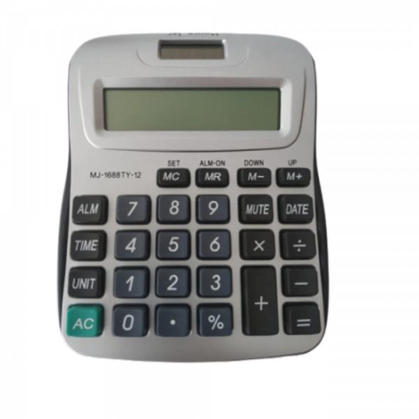 foto de calculadora branca