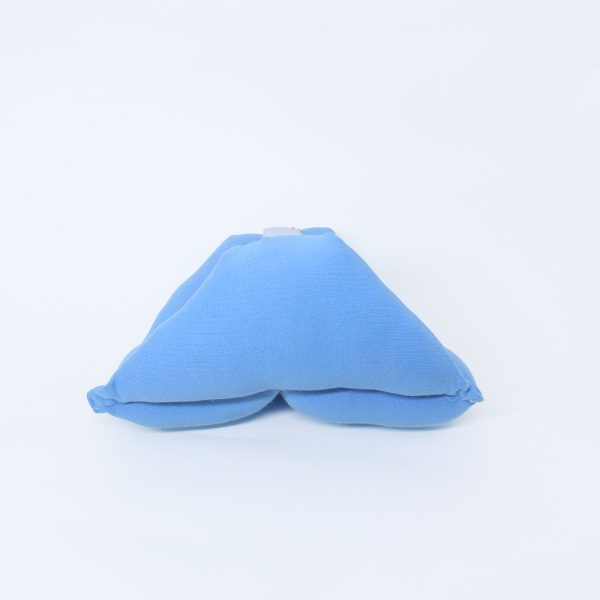 Unidade de Almofada Protetora de Cotovelos Azul