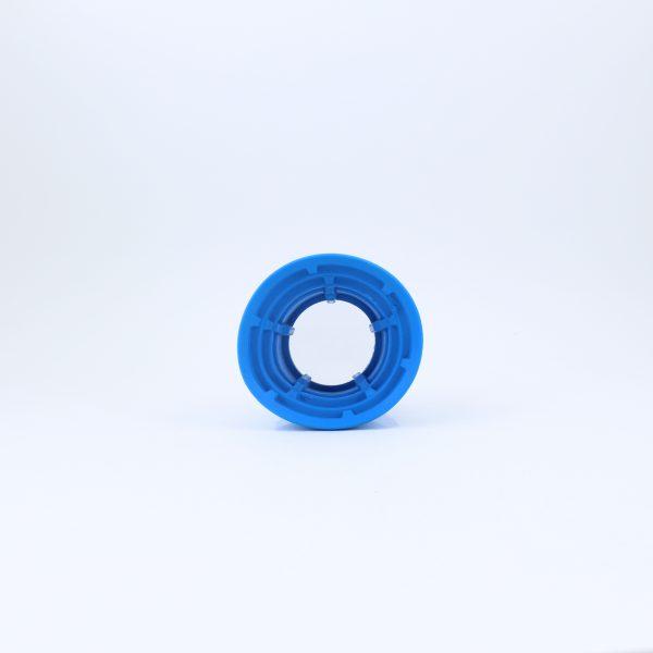 Lente de Aumento Azul