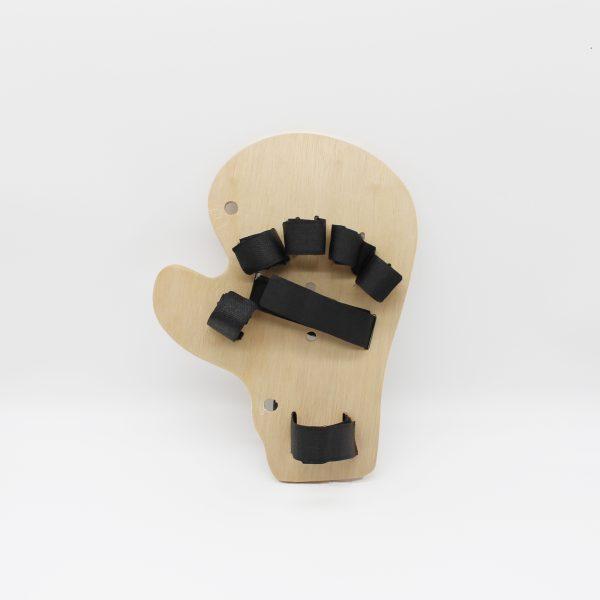 Prancha esticadora de dedos
