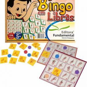 Jogo Bingo em Libras