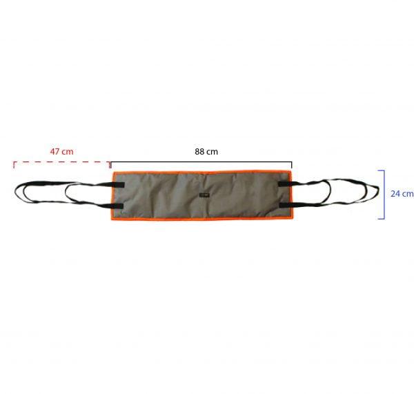 Medidas do Cinto de Transferência Multifuncional