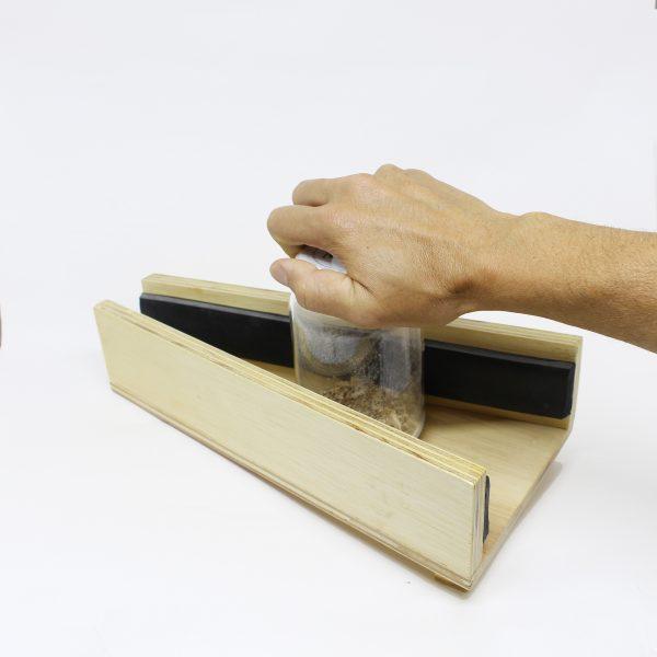 Tábua para abrir potes