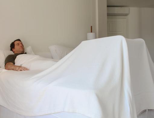Suporte Elevatório para Cobertor