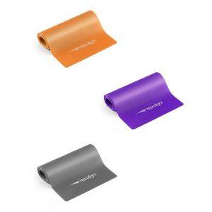 Kit faixa elástica TPE - Hidrolight