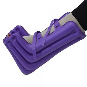 Posicionador inflável para calcanhar e panturrilha na prevenção de escaras - Bioflorence
