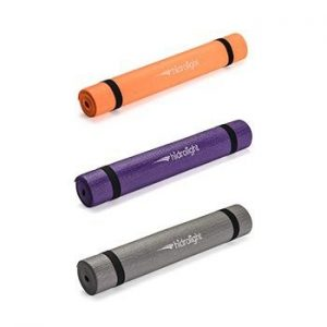 Tapete para exercícios - Hidrolight Cor Orange